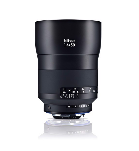 Zeiss Milvus 50mm F1.4 ZF.2 for Nikon