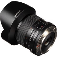 Samyang 14mm F2.8 AE IF ED UMC Aspherical