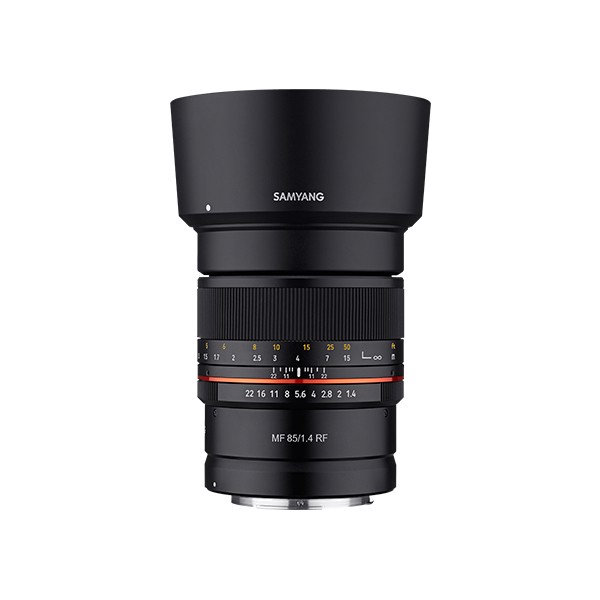 Samyang CSC 85mm F/1.4 for Canon RF