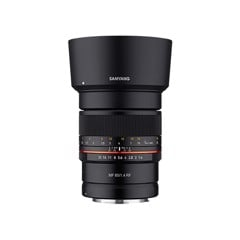 Samyang MF 85mm F1.4 for Canon RF