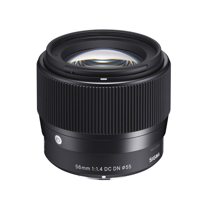 Sigma 56mm F1.4 for Sony / MFT