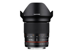 Samyang 20mm F1.8 ED for Canon