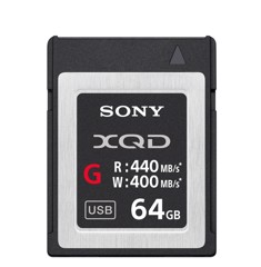 Sony XQD 64Gb 440Mb/s