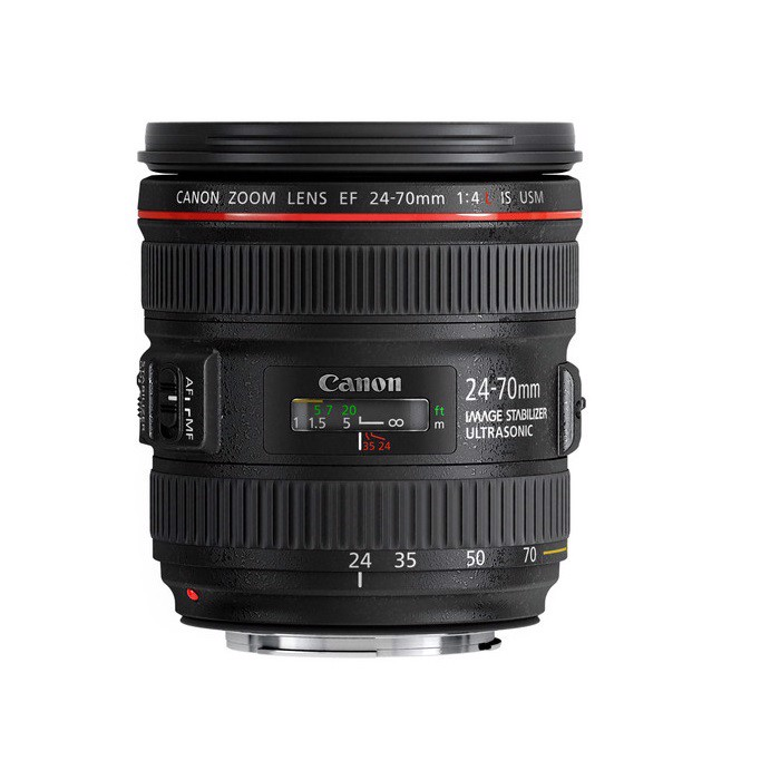 Canon EF 24-70mm F4L IS ( LBM )