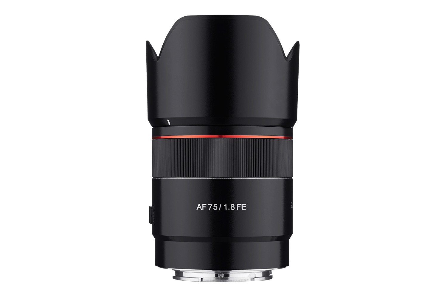 Samyang AF 75mm F1.8 FE for Sony