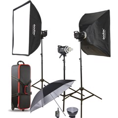 Bộ đèn Godox DP Studio Flash Kit