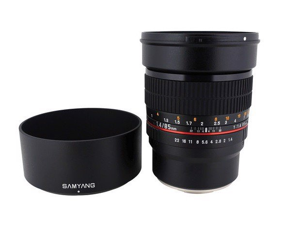 Samyang 85mm F1.4 IF MC Aspherical