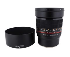 Samyang 85mm F1.4 MF for Sony