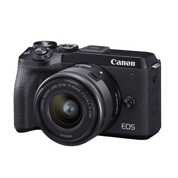 Canon EOS M6 Mark II Kit 15-45mm ( LBM )