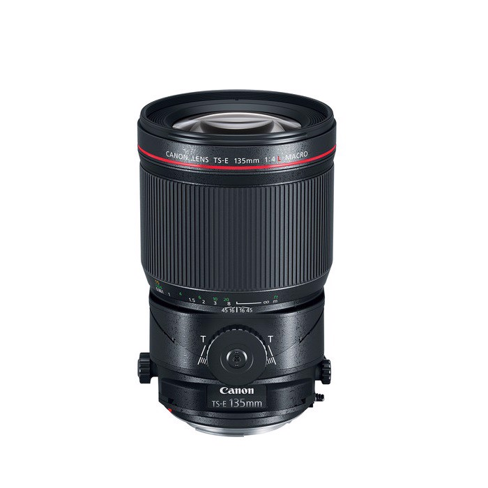 Canon TS-E 135mm f/4L Macro Tilt-Shift ( LBM )