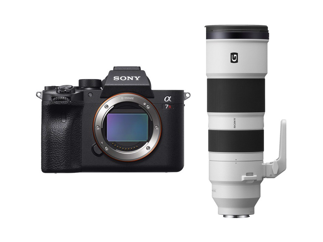 Sony A7r Mark IV Body + 200-600 F5.6-6.3 OSS
