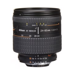 Lens Nikon AF Zoom-Nikkor 24-85mm F/2.8-4D IF