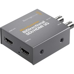 Blackmagic Micro Converter BiDirectional SDI/HDMI 3G (with Power Supply)