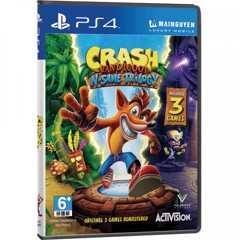 Game PS4 Crash Bandicoot N-Sane Trilogy | PCAS00096