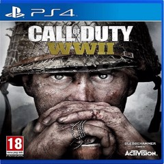Game PS4 Call of Duty : World War II (PCAS05010)