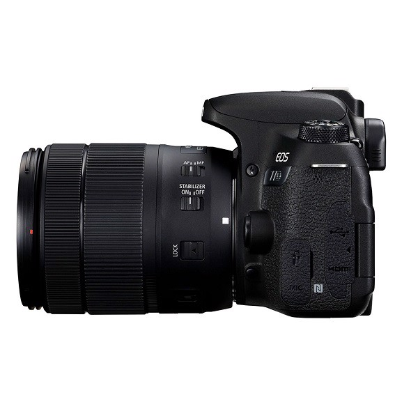Canon EOS 77D Kit 18-135mm IS STM (LBM)
