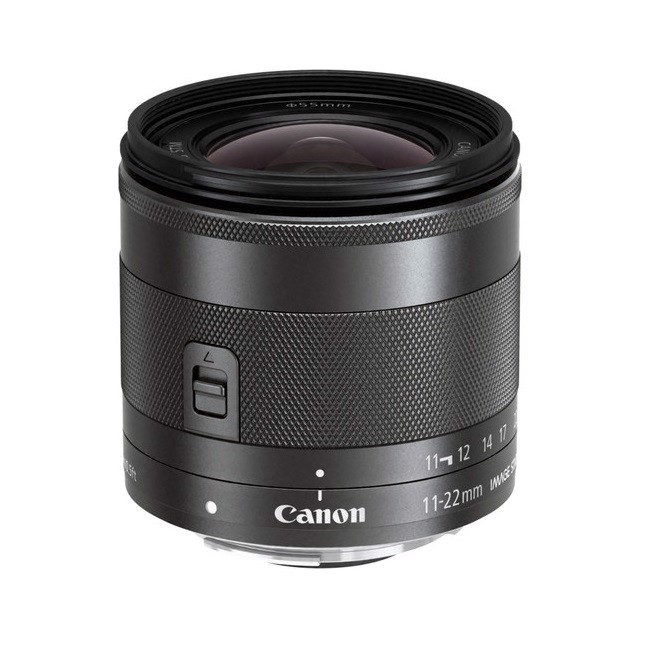 Canon EF-M 11-22mm F4-5.6 IS STM ( LBM )