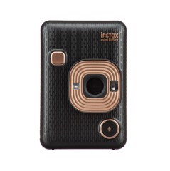 Fujifilm Instax Mini LiPlay - Elegant Black