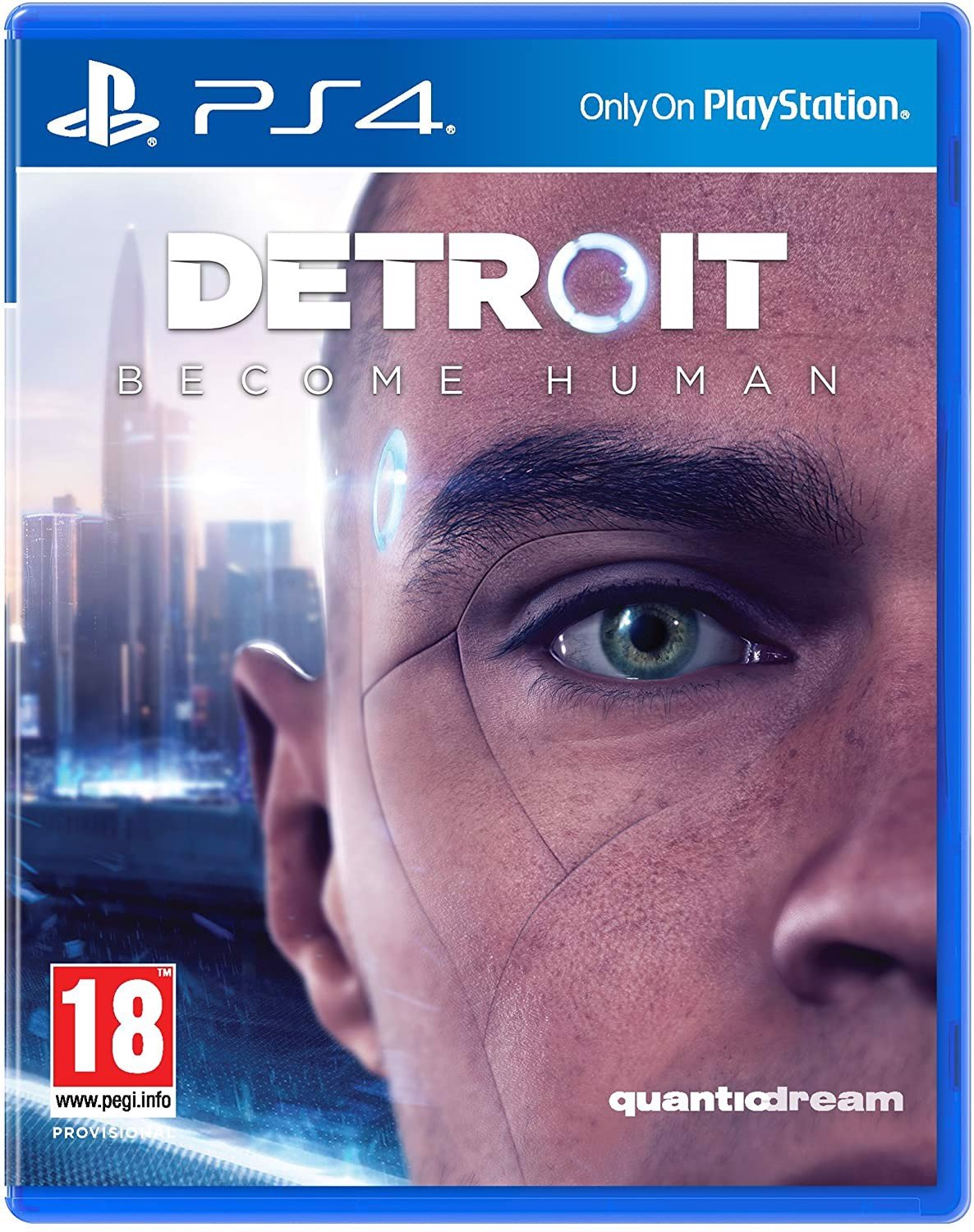 Game PS4 Detroit: Become Human | PCAS05060E