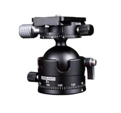 HIGHLIGHTS Panoramic 360 BALL HEAD E3H2