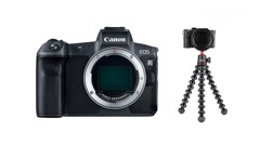 Canon EOS R body + Joby 3K kit