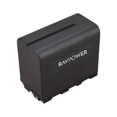 Pin Sony NP F970 Ravpower