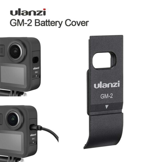Ulanzi GM2 battery cover for Gopro Max