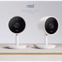 Google Nest IQ Camera Indoor combo 2