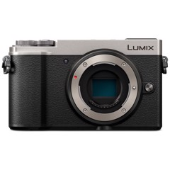 Panasonic G9X body ( bạc )
