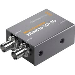 Blackmagic Micro Converter HDMI to SDI 3G (with Power Supply)
