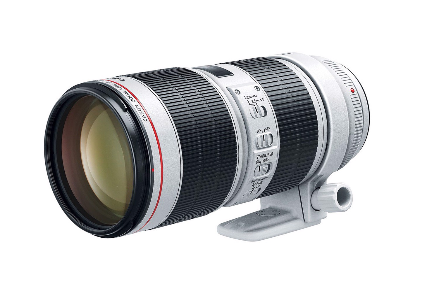 Canon EF 70-200mm F2.8 L IS III