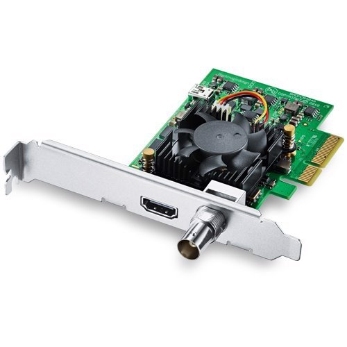 Playback card BLACKMAGIC DeckLink Mini Monitor 4k