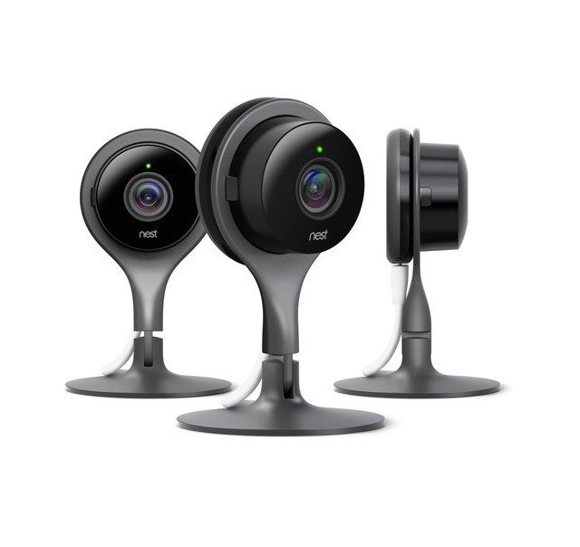 Google Nest Cam Indoor Security Camera ( gói 3 cái )