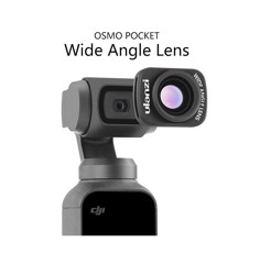 Ulanzi Wide Angle lens for Osmo Pocket