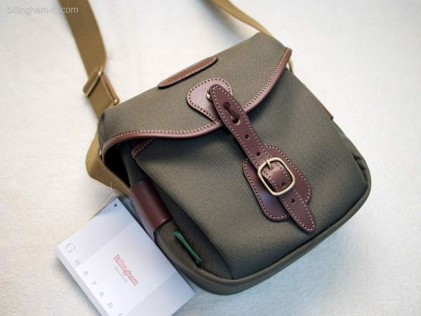 Billingham Hadley Digital (Xanh/Chocolate)