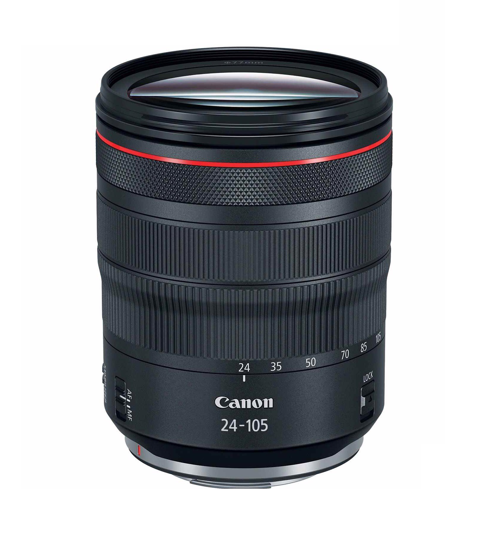 Canon RF 24-105mm F4 L IS