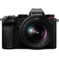 Panasonic Lumix S5 20-60mm F3.5-5.6