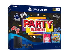 Máy chơi game PS4 Pro 1TB Sony ( CUH-7218B Party )
