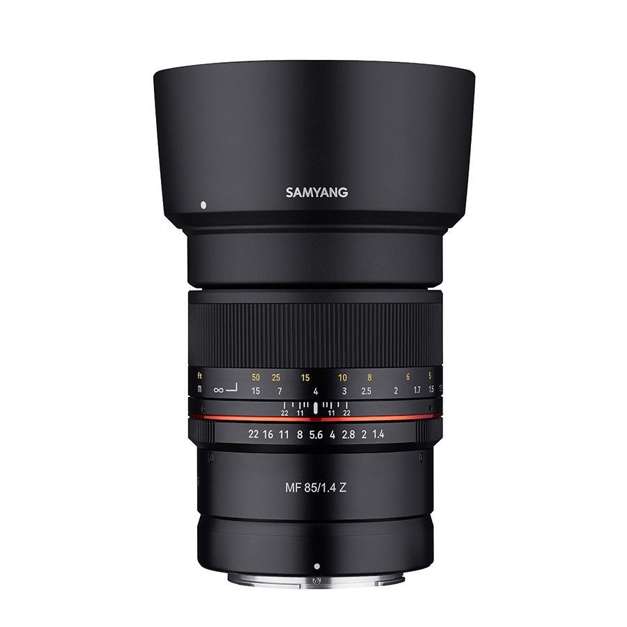 Samyang MF 85mm F1.4 for Nikon Z
