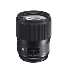 Sigma 135mm f1.8 Art for Nikon