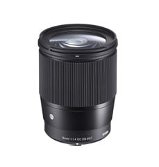 Sigma 16mm F1.4 for Canon Eos M