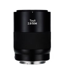 Zeiss Touit 50mm F2.8 Macro for Sony