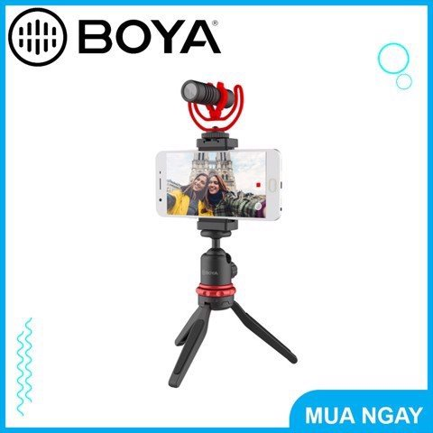 Combo BOYA for Smartphone Video Kit