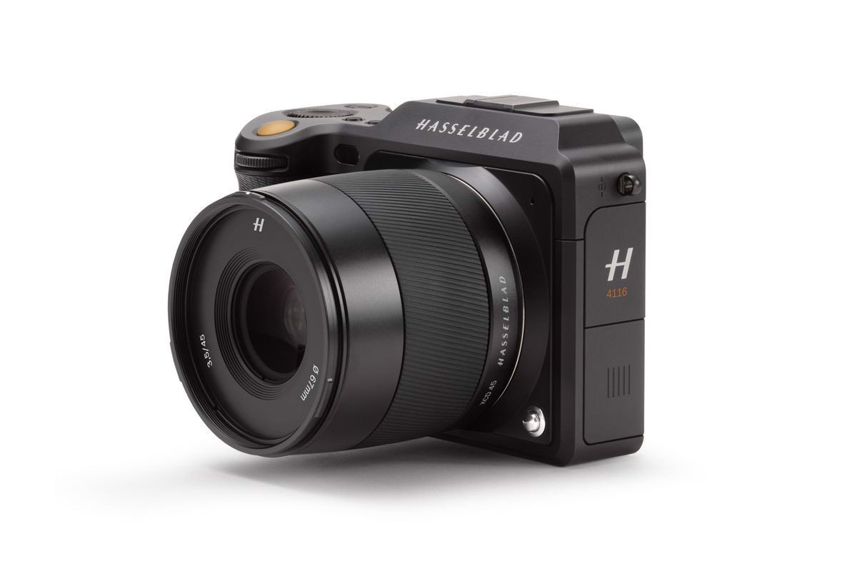 Hasselblad X1D Limited Edition + Lens 45mm F3.5