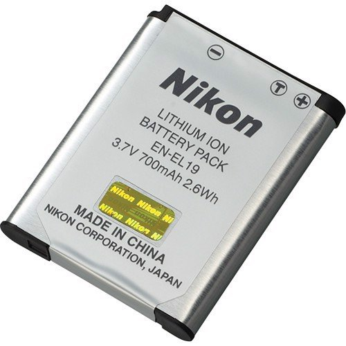 Pin Nikon EN-EL19 For S3100,S4150,S3300,S4300