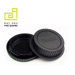 Cap body and Rear cap for Canon