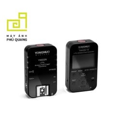 Flash Trigger Wireless YN-622N-TX Kit i-TTL II