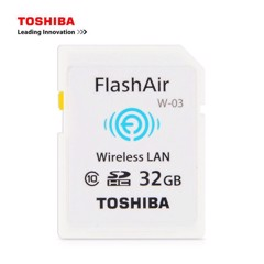 Toshiba SD Wifi 16Gb Flash Air