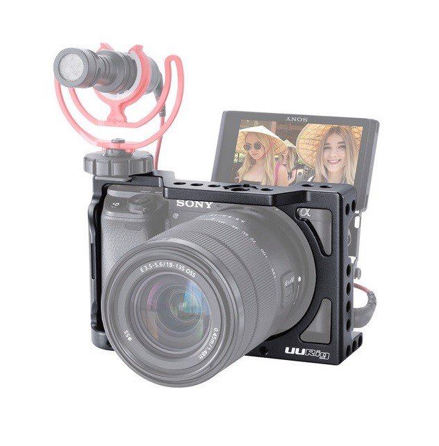 UURig R008 Full Camera Cage for Sony A6400