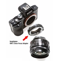 Ngàm Voigtlander VM-E Close Focus Adapter
